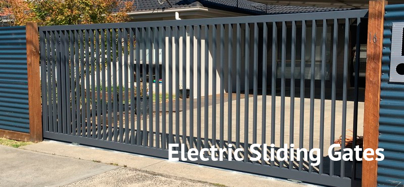 Sliding Gates Electric Sliding Gates Automatic Sliding