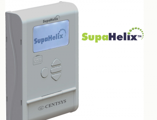 SUPA SECURITY WITH THE SUPAHELIX ACCESS CONTROLLER