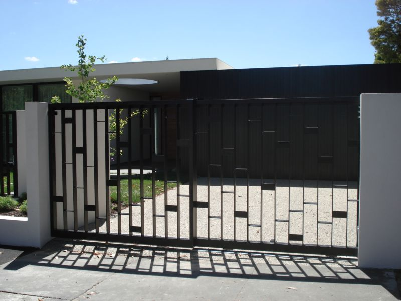 Automatic Sliding Telescopic Gate Toorak Gatepower