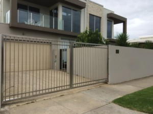 316 Stainless Steel Gates