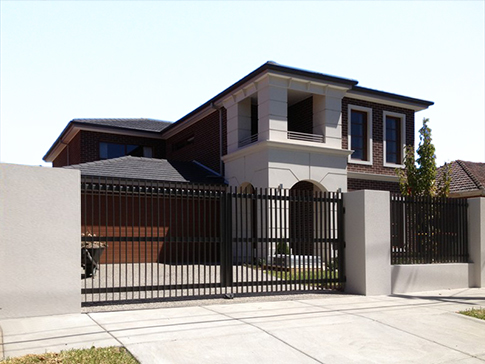 Residential Driveway Gates image