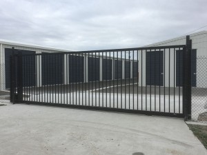 commercial-sliding-gate-powder-coated-black