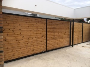 Automatic Sliding Gate and Fence Coburg