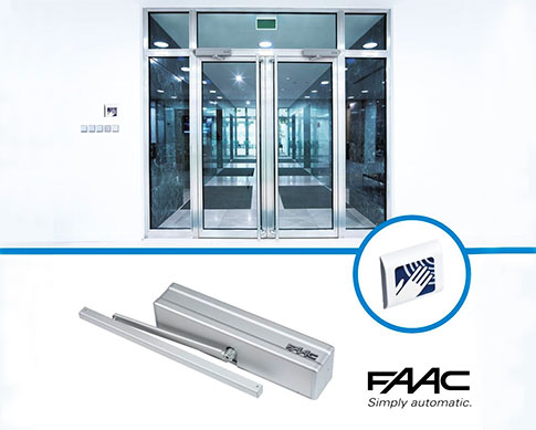 Commercial Door Openers image